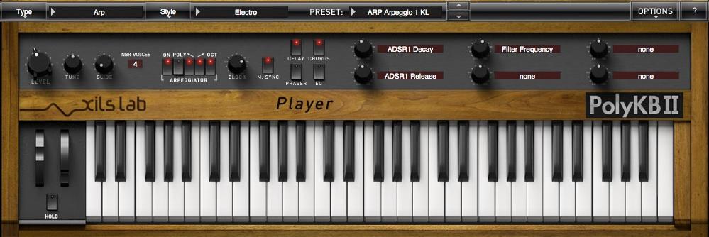 PolyKB II Player