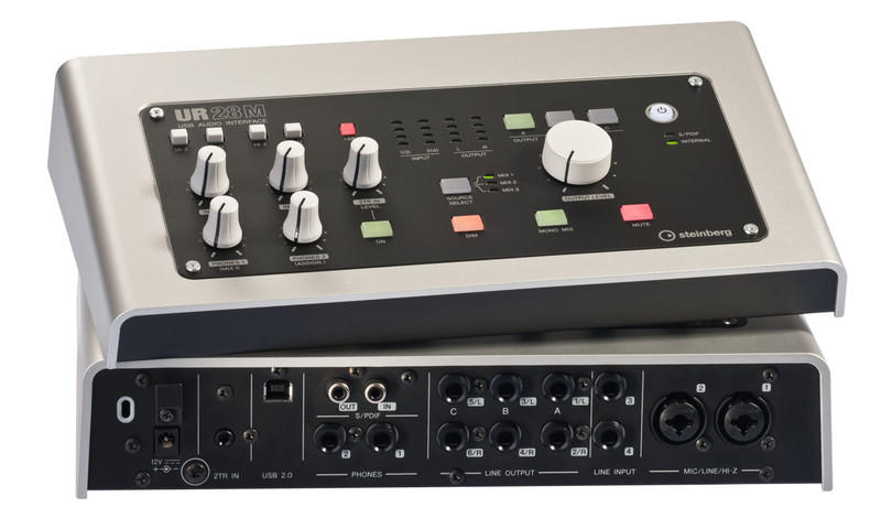 Steinberg UR28M audiointerface