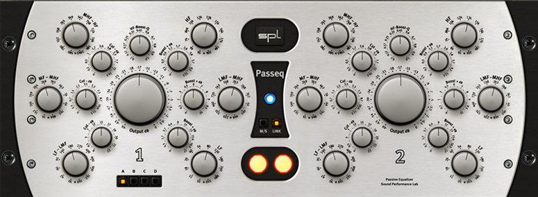 SPL Passeq equaliser