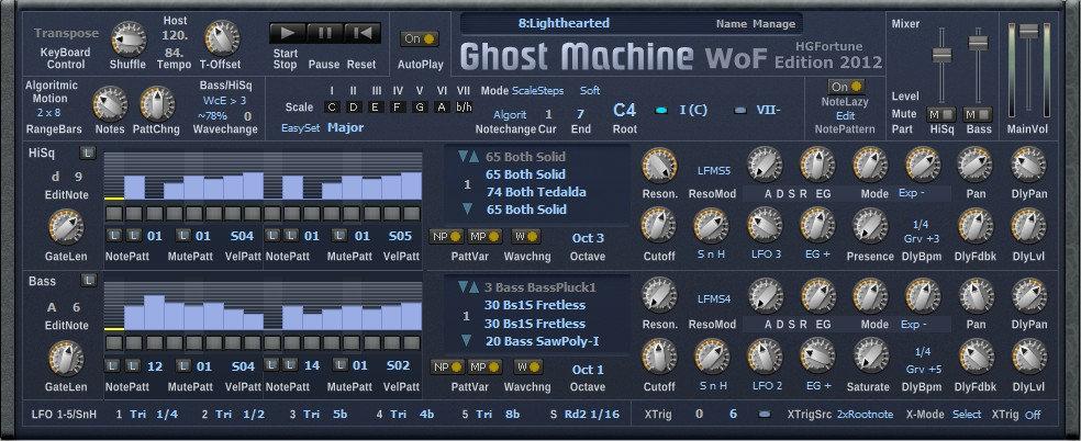 GhostMachine WoF