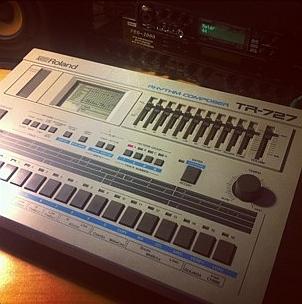 Roland TR-727 drummachine