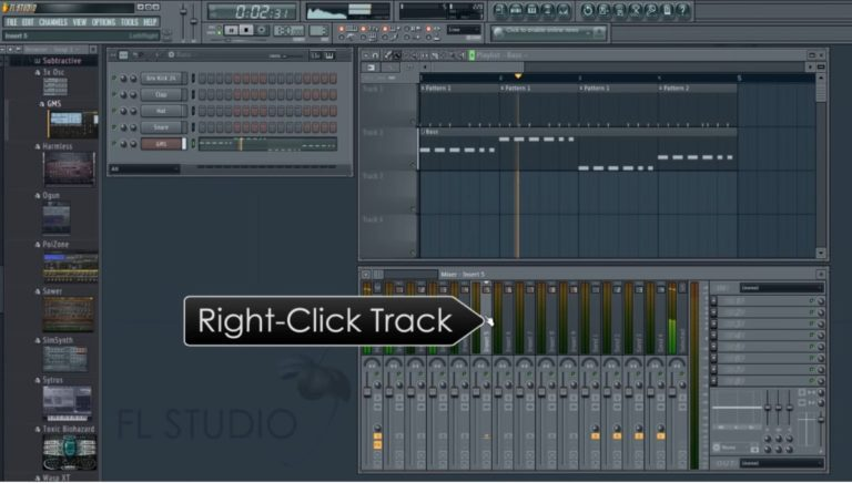 FL Studio beginners tutorial