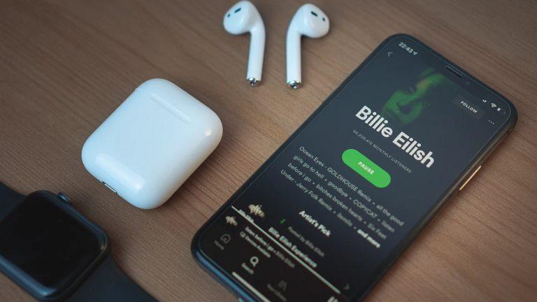Muziek uitgeven Spotify