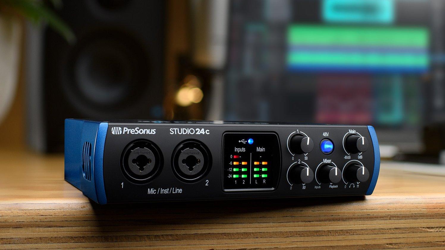 Beste budget audio interface