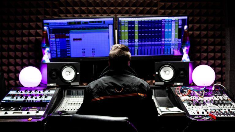 Computer voor muziekproductie