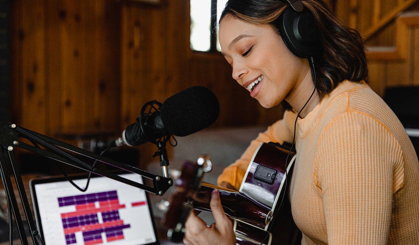 Welke audio-interface heb je nodg? De singer songwriter.