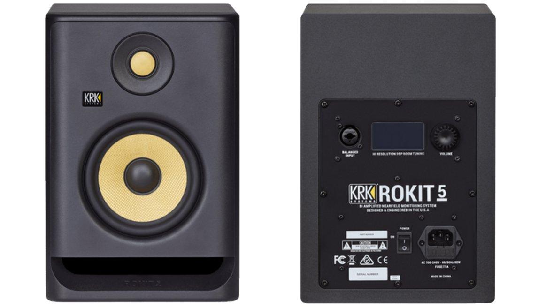 KRK Rokit RP5 G4 - de beste budget studio monitoren