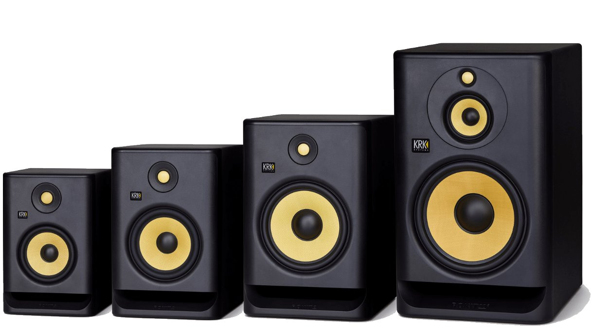 Welke studio monitoren kopen: klein of groot?
