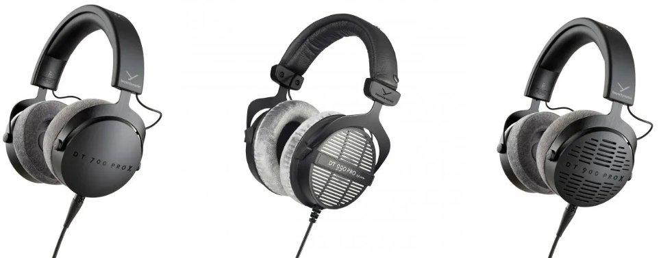 Koopgids studio hoofdtelefoons - gesloten, open en semi-open designs
