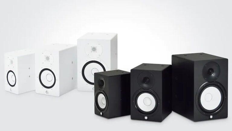Yamaha HS-serie-beste budget studio monitoren